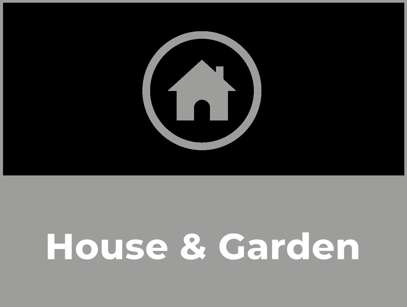 House & Garden Hover